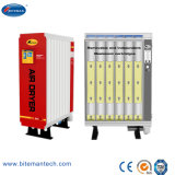 Equipamento do tratamento do compressor - secador do ar da adsorção