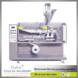 3つの端の側面のシーラーフィルターペーパープラスチックPEのフィルムの粉の満ちるシーリングパッキング機械