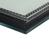 12mm Cer-anerkanntes sicheres Gebäude-Raum-flaches Drucken-ausgeglichenes Glas