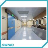 Puerta apretada de Sldiing del hospital del aire hermético de la puerta