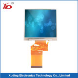 タッチ画面が付いているHtn Transflective LCDの表示