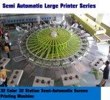 의복을%s 기계를 인쇄하는 Semi-Auotomatic 스크린