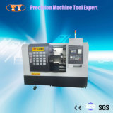 Tipo máquina del residuos de mezcla del torno del CNC para el profesional que procesa varias piezas de metal