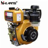 Luchtgekoelde Dieselmotor met de Schacht Robin Color van de Spiebaan (HR170F)