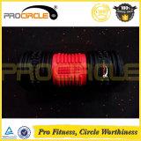 Massagem muscular coloridos Procircle EVA cilindro de espuma de vibração electrónica
