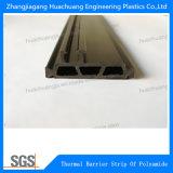 Barre de barrière thermique de la forme HK35.3mm de Multi-Cavité pour Windows en aluminium