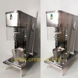 Mezclador del polvo del mezclador del helado del fabricante/del helado de la fruta fresca/del helado