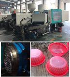 機械を作る洗面器--射出成形機械