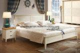 Твердые деревянные кровати современные кровати (M-X2798)