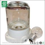 Lámpara de cerámica de la sauna de la porcelana IP54 para el sitio de la sauna