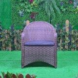 椅子(J7171)を食事している熱いテラスの屋外のホテルの家庭内オフィスのMordenの藤の庭の柳細工のヤナギ