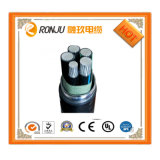 240mm XLPE 3のコア鋼鉄テープ装甲電源コード240スクエアmm