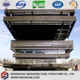 Costruzione commerciale personalizzata del blocco per grafici d'acciaio per il grattacielo