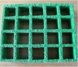 Grata modellata di rinforzo plastica digrignata della vetroresina di FRP/GRP