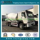 Camion de mélangeur concret de charron de Sinotruk HOWO 10 à vendre