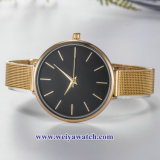 OEM Custom Mesdames montres quartz wist, Lady Watch (WY-17037B)