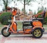 Горячие и дешевые 3 колеса для взрослых с электроприводом мотоциклов на инвалидных колясках