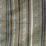 Tela do jacquard na tela 100% do poliéster
