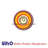 Silicone/EPDM/SBR/NBR/FKM (Viton) e as arruelas de vedação de borracha