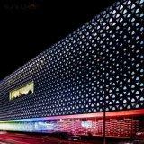 Het Behandelen van de Muur van de Bekledingspanelen van het aluminium Comités van het Scherm van Comités de Decoratieve