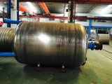 Réacteur en acier inoxydable 316L avec half-pipe - cuve sous pression