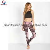 Wholesale Custom Sublimation Printing Fitness Yoga Pants Breathable Wear Yoga