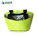 Высокое качество пользовательский цвет кулиской рядом крупных водонепроницаемый короткого замыкания обед Bag сумка охладителя