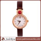 Form-Dame-Uhr-Luxus-Uhr-Quarz-wasserdichte Sport-Uhren beiläufige einfache Desigin Armbanduhr