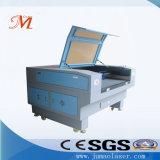 Máquina de estaca do laser do CO2 com plataforma de trabalho de 1200*800mm (JM-1280T-CCD)