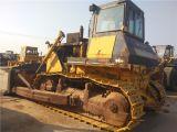 Verwendeter Gleisketten-Planierraupen-KOMATSU-Traktor KOMATSU-D85A-21