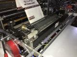 Hoge snelheid 4 Zak die van de T-shirt van de Lijn de Plastic Machine maken