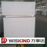 El panel incombustible del panel de emparedado del material de construcción de Wiskind EPS