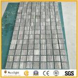 中国の安い灰色の花こう岩の立方体または玉石または敷石
