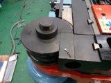 Caldeira 1 Ich da fábrica 1.5 polegadas 2 polegadas 2.5 polegadas 3 polegadas 4 polegadas preço inoxidável Semi automático hidráulico da máquina de dobra da tubulação de aço do quadrado de 6 polegadas