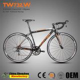 44cm bis 56cm Aluminiumstraßen-Laufenfahrräder mit Shimnao 16speed
