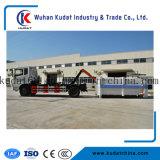 Camion d'ordures de bras de crochet de la capacité de charge 15cbm