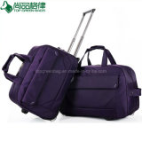 عالة [دوفّل بغ] صاحب مصنع يسافر سفر حامل متحرّك حقيبة حقيبة