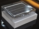Solarrieseln-Aufladeeinheit des Polypanel-6W für aufladenauto/Truck/RV/Boat/Motorcycle/Mobiles