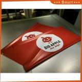 Наружная реклама Логотип печать ПВХ виниловом баннере с втулок
