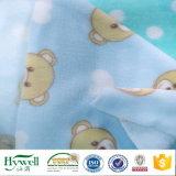 Tessuto di corallo stampato della coperta del panno morbido per il bambino