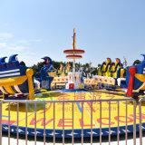 China Manufacturer Jinbo Crazy Dance Rides per il parco divertimenti