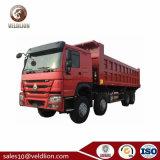 8X4 Moteur Sinotruk 371HP 30tonnes Camion-benne, dans le monde entier à l'aide de camions à benne basculante