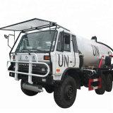 Dongfeng 6X6 roues motrices plein camion d'huile du réservoir de carburant diesel