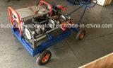 Sud400h PE de Plastic Machine van het Lassen van het Uiteinde van de Pijp