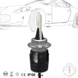 Automobile del faro di B6 D2s D4s LED con la turbina 24W 3600lm
