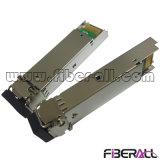 1,25gbps Wdm transceiver de fibra LC SFP com Sm 80km DDM