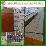 L'échafaudage de matériaux de LVL de pin de panneaux/planches d'échafaudage de construction partie le coffrage