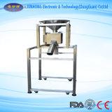 粉のための重力供給方式の金属探知器