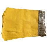 Busta espressa della plastica dell'aletta di filatoio del sacchetto della poli spedizione del corriere di colore