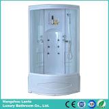 ABS cabina de baño con 5 mm de vidrio templado (LTS-681-B)